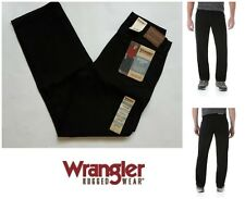 Wrangler Rugged Wear® Classic Fit Jeans Size 32 x 32 Black,Style # 39902OB