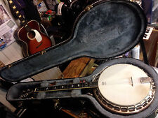 LUDWIG Kingston Tenor Banjo / Vintage Used / TKL Hard Case