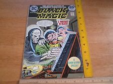Black Magic comic book 2 VG Bronze Age 1970s Simon and Kirby