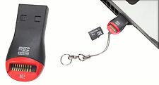 Lotto 50 Lettori Micro USB SDHC micro SDHC reader NEW Lettore USB microSD
