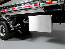 Aluminum Tool Box functional Lid Tamiya 1/14 Semi Trailer Container Kiing Hauler