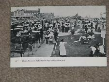 Ocean Avenue on Baby Parade Day, -Ashbury Park, New Jersey, Unused vintage card