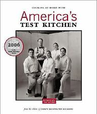 The America's Test Kitchen Public Television Show Companion: Cooking at Home...