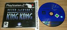 Peter Jackson's King Kong Full Game Promo Sony PlayStation 2 PS2 FREE UK P&P