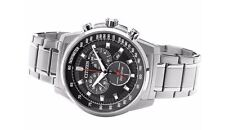 Citizen Eco Drive Solar Mens Silver Watch Brand New  H500-S107776 at2370-55e