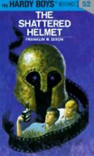 THE HARDY BOYS~THE SHATTERED HELMET~BOOK 52~HARDCOVER~BRAND NEW~