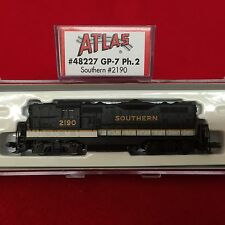 48227 Atlas N Scale GP-7 Southern Engine NIB