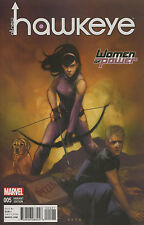 All-New Hawkeye Vol 2 #5 Variant Women Of Power Cover. NM Marvel Comic