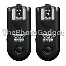 Yongnuo Improved RF-603 II Wireless Radio Flash Trigger Set for Canon C1