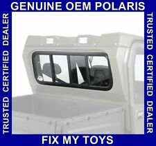 OEM 09-12 Polaris Ranger 400 500 700 800 Rear Slider Window Kit 2878104