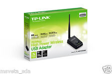 TP-Link TL-WN7200ND 150Mbps High Power WiFi Wireless USB Adapter 5dBi Antenna
