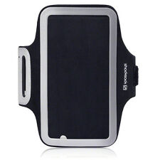 Black Sports Armband / Jogging Armband / Cover for Samsung Galaxy S6 Edge Plus