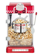 Commercial/Household stainless steel Popcorn machine 80g 300W 220V