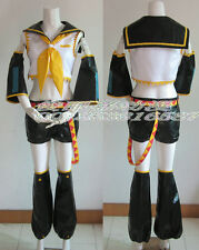Vocaloid 2 Kagamine Len Halloween Set Cosplay Costume J001