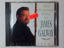 JAMES GALWAY Masterpieces - The essential flute of cd GERMANY