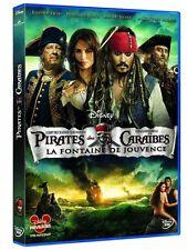 DVD *** PIRATES DES CARAIBES 4 - La fontaine de Jouvence ***