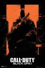 "Call Of Duty LAMINATED POSTER ""Black Ops II, Computer Console Game"" NEW Licensed"