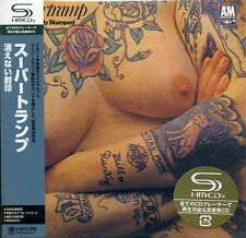 SUPERTRAMP Indelibly Stamped Japan Mini LP SHM-CD UICY-93608 new!!!!