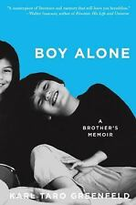Boy Alone: A Brother's Memoir, Greenfeld, Karl Taro, Good Book