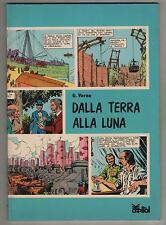 giulio jules verne DALLA TERRA ALLA LUNA i grandi classici a fumetti n.4 Capitol