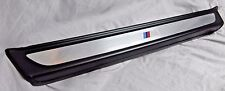 BMW Brand OEM Genuine F12 F13 2012+ 6 Series M Sport Door Sills Tread Plate Pair