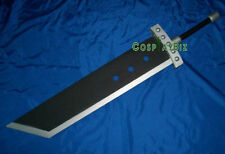 Final Fantasy VII Crisis Core Zack Fair Buster Sword Cosplay Weapon Cloud Strife