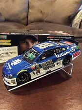 2014 DALE EARNHARDT JR. NATIONWIDE INSURANCE AUTOGRAPHED SIGNED COA 1/24 ACTION