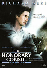 The Honorary Consul - Beyond the LImit , 100% uncut , DVD Region2 , New & Sealed