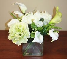 Wedding Floral Arrangement, Artificial Flowers, Home Decor.
