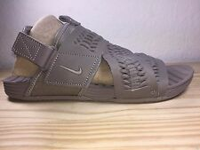 Nike Air Solarsoft Zigzag WVN QS Mens Size 10 Woven Casual Sandals 850588-200