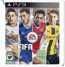 PS3 FIFA 17 SONY PlayStation Electronic Arts EA Sports Games
