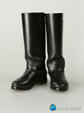 DRAGON IN DREAMS 1/6 WW II GERMAN STEINER LOOSE JACKBOOTS ( LEATHER LOOK )
