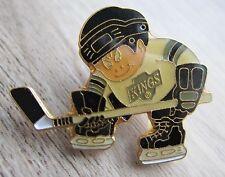 Eishockey - NHL - Los Angeles Kings Spieler  Pin - ca. 20 Jahre alt - Rar!
