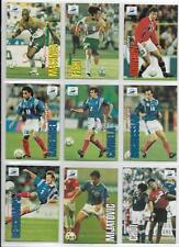 VINCENT CANDELA FRANCE 1998 PANINI FIFA WORLD CUP 98 #17