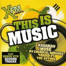 XFM This Is Music (2xCD) NEW Muse Editors Morrissey REM Kings Of Leon Clash Mylo