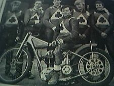 news item 1968 speedway picture belle vue colts team