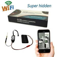 HD 1080P DIY Wif Module SPY Hidden Camera Video MINI i DV DVR Security Remote