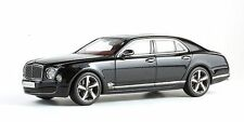 KYOSHO BENTLEY MULSANNE SPEED ONYX BLACK 05611NX 1:43**New Release**