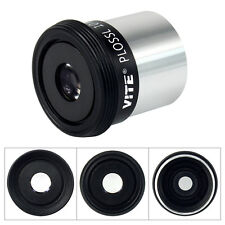 VITE 1.25inch 31.7mm Eyepiece lens Ocular PL 10mm HD Fully Coated For Telescope