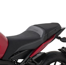 OEM YAMAHA BLACK REPLACEMENT COMFORT SEAT FOR 2017 FZ 09 LOGO ACCENT STITCHING