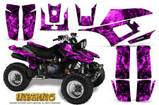 YAMAHA WARRIOR 350 GRAPHICS KIT CREATORX DECALS STICKERS INFERNO P