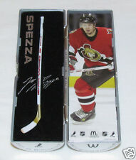 JASON SPEZZA Ottawa Senators 2006-2006 McDonald's Restaurant Star Sticks In Box