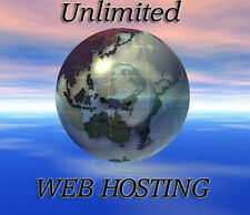 2 Year Unlimited Web Hosting for 2 websites BEST Web Hosting Support on Ebay