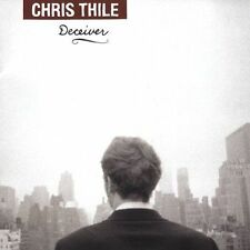 Deceiver by Chris Thile CD October 2004 Sugar Hill On Ice This is All Real