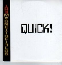 (CT973) The Magnetic Fields, Quick! - 2012 DJ CD