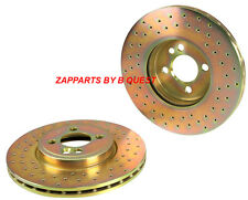 MINI COOPER John Cooper Works Kit BREMBO BRAKE ROTOR FRONT DRILLED SET 294 MM