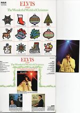 CD ALBUM Elvis PRESLEY Sings The Wonderful World Of Christmas (1971) - Mini lp