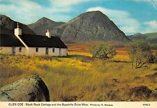 B88834 glen coe black rock cottage bauachille etive mhor scotland