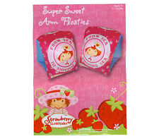 Inflatable Arm Bands Swim Floats Strawberry Shortcake Captain of the Sea New