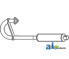 A-MF3410 Massey Ferguson Parts VERTICAL EXHAUST ASSY. TO35 , 135 , 35